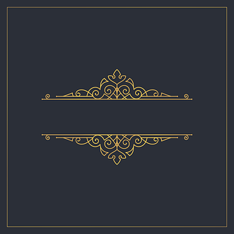 Monogram, Vector, Logo, Vintage, Stand-alone, Clearance