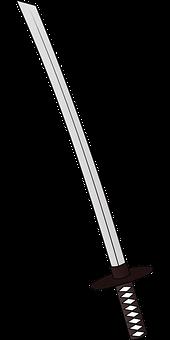 Samurai Sword, Katana, Sword, Weapon, Japanese Sword