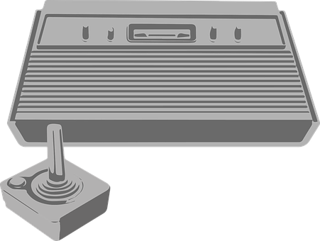 Atari 2600, Atari, Console, Retro, Gaming, Game