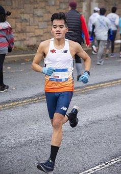 Runner, Marathon, Jogging, Jogger, Exercise, Sport