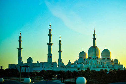 Koran, Muslim, Islam, Grand, Asia, Abu Dhabi, Culture