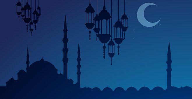 Ramadan, Fanoos, Masjid, Night, Islamic, Shikh, Pray