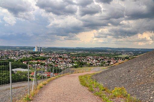 Saarland, Saarbrücken, Tourism, Saar Polygon, Dump