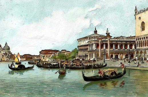 European Il Molo Venice Italy, Outdoor, Water, Vacation