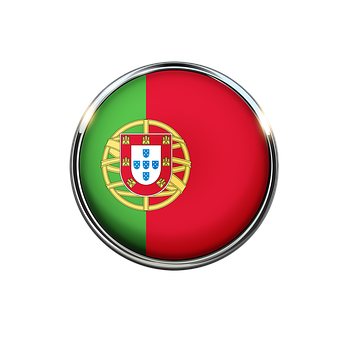 Portugal, Flag, Country, Nation