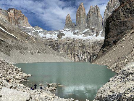 Towers Of Paine, Torres Del Paine, Chile