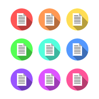 Documents, File, Articles, Office, Paper, Page