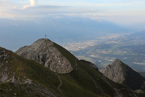 Innsbruck, Saile, Nockspitze, Tirol, Tyrol, Austria