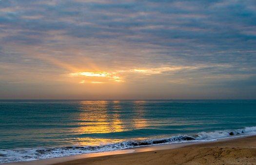 Sunday, Sun, Daylight, Morning, Sky, Blue Sun