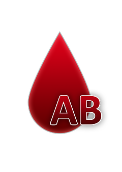 Blood Group, Ab, Blood, A Drop Of Blood