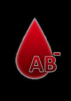 Blood Group, Ab, Rh Factor Negative, Blood