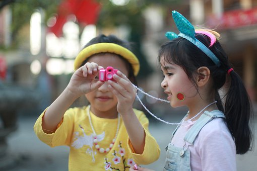 Kid, Little Girl, Girl, Cute, Children