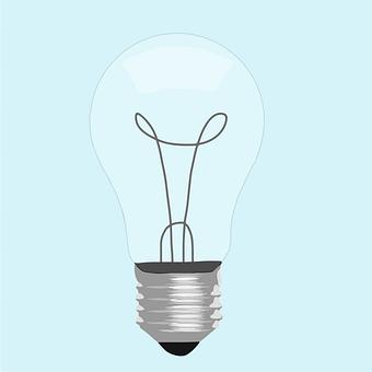 Lightbulb, Light Bulb, Energy, Idea