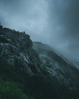 Mountain, Nature, Landscape, Sky, Hiking, Cliff, Travel