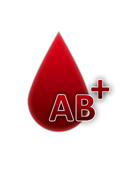 Blood Group, Ab, Rh Factor Positive, Blood