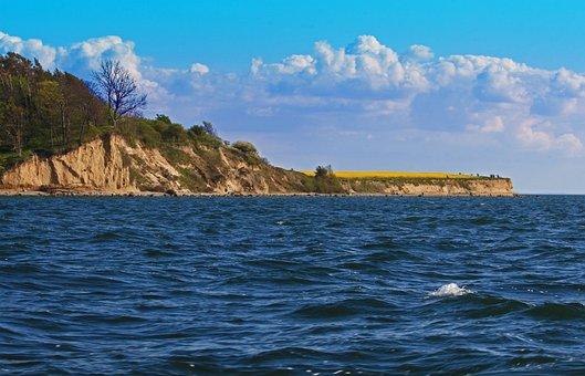 Rügen Island, Island, Coast