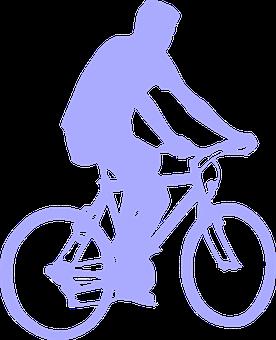 Bicyclist, Mountain Bike, Sport, Active, Drive