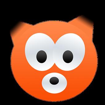 Fox, Orange, Black, White, Animal, Wild, Wildlife, Cute