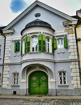 Facade, Balcony, Architecture, Window