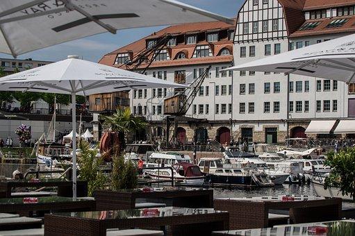 Port, Investors, Water, Pier, Boat, Powerboat
