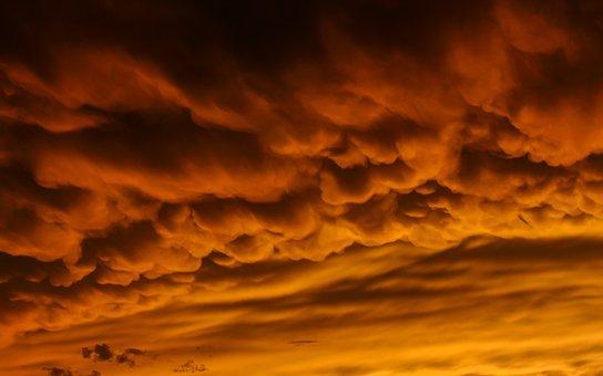 Clouds, Storm, Sky, Weather, Dark, Nature, Landscape