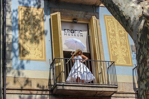 Museum, Erotic, Erotic Museum, Barcelona, Spain