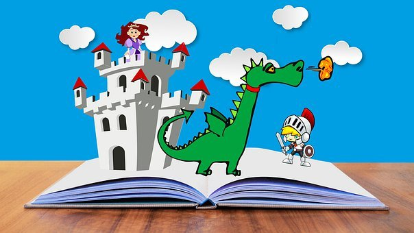 Story, Telling, Storytelling, Literature, Read, Tale