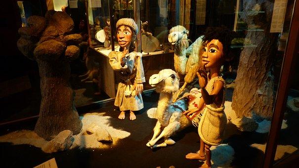 Augsburg, Dolls, Puppet Theatre, Augsburger Puppenkiste