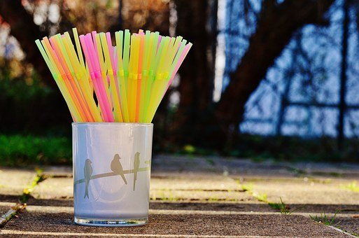 Straws, Drink, Tube, Colorful, Color, Straw