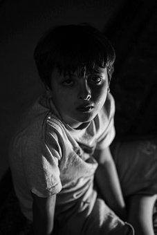 Child, Sad, Portrait, Face, Problems, Sad Child