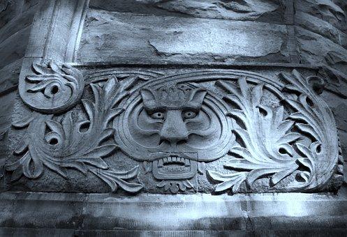 Gargoyle, Sculpture, Architecture, Cathedral, Gothic