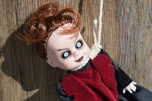 Vampire, Doll, Day Of The Head, Hang, Hanging, Hung