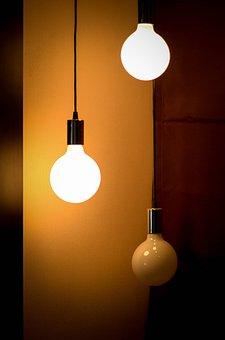 Bulb, Light, Light Bulb, Idea, Energy, Glass, Bright