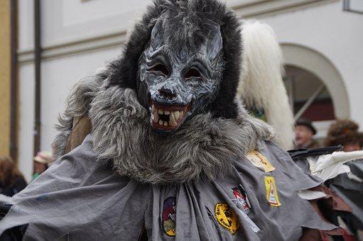 Daemon, Spirit, Frightening, End Of Winter