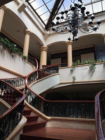 Staircase, Interior, Stairs, Architecture, Stairway