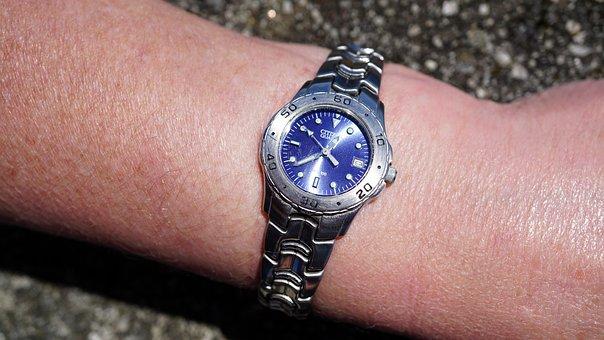 Watch, Ladies, Accessory, Jewelry, Minute, Fashion