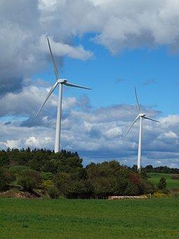 Wind, Turbine, Wind Turbine, Energy, Harness Energy