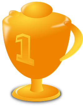 Trophy, Cup, First, Winner, Award, Prize, Accolade, Win