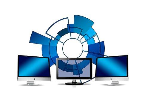 Monitors, Iris Recognition, Biometrics, Identification