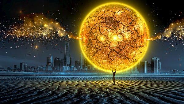 Time Travel, Fantasy, Black Hole, Superpower, Light