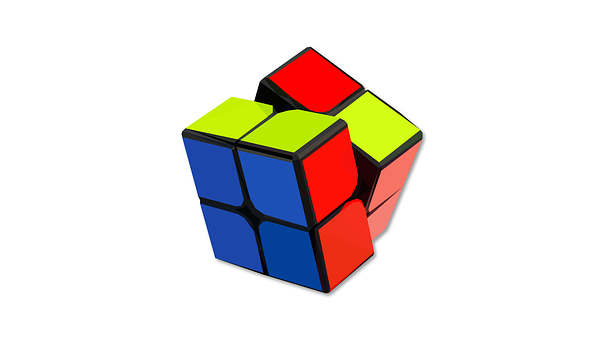 Rubiks Cube, Cube, Puzzle, Game, Brain, Challenge