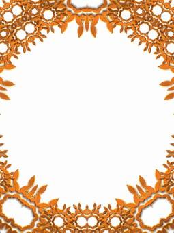 Frame, Border, Element, Copper, Decoration, Craft, Art