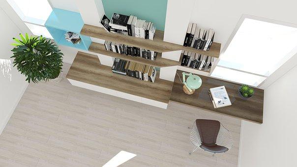 Interior, Decor, Design, Furniture, Table, Chair, White