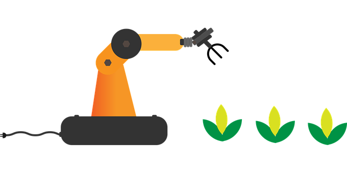Automated Planting, Robot, Planting, Gardening