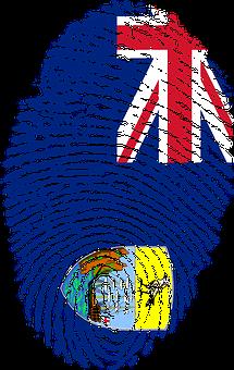 Saint, Helena, Ascension, Tristan, Da Cunha, Flag