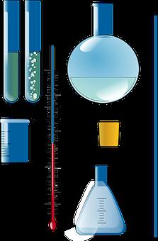 Test Tubes, Lab, Equipment, Chemistry