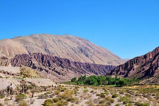 Argentina, Humahuaca, Jujuy, Mountain