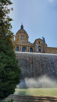 Museum, Water, Architecture, Building
