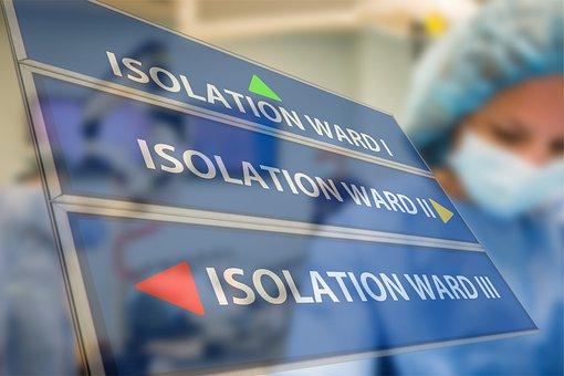 Insulation Station, Hospital, Note, Virus