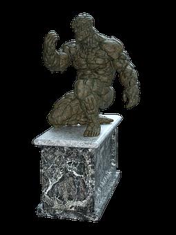 Stone Figure, Stone, Sculpture, Figure, Statue, Art